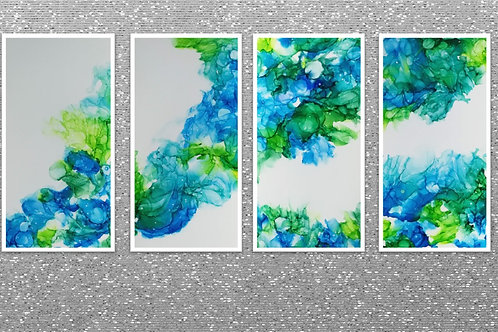 Continuity - Set of 4