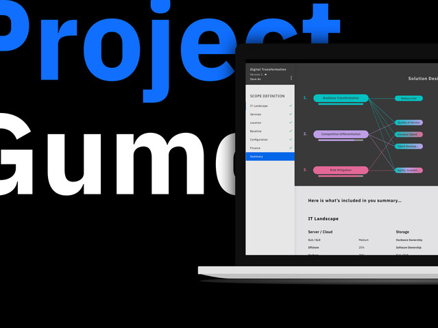 IBM: Project Gumdrop