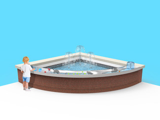 WPSBC: Interactive Fountain
