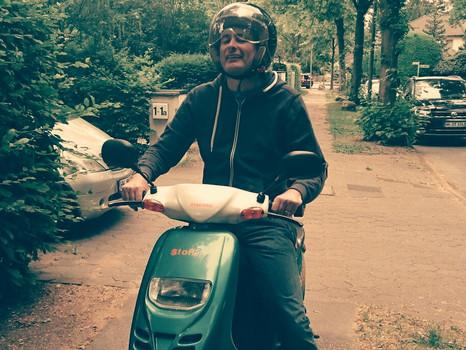 Roller fahren in Indonesien: Wollen wir es wagen?