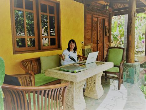 Mein Weg zur privaten Deutschlehrerin (DaF): Ortsunabhängig arbeiten in Indonesien und vieles mehr