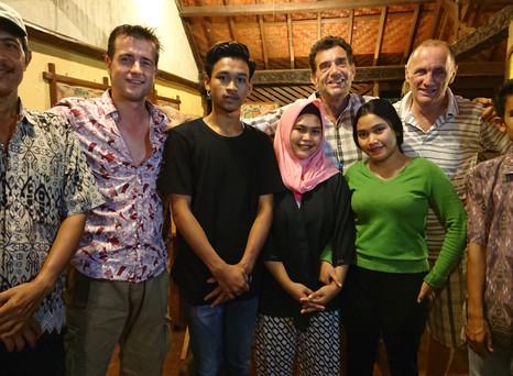 Stanley (Villa & Restaurant) auf Lombok: Wenn man das Gefühl hat, angekommen zu sein
