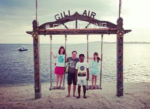 Wie unsere Familie allmählich deutsch-indonesisch wird