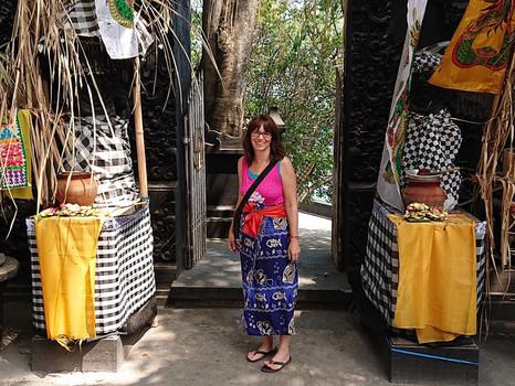 Balinesische Tempel gibt es auch auf der Nachbarinsel Lombok