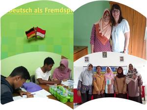 Deutsch lernen auf Lombok mit Novy Suryani – über Mut machende Geschichten und ihren eigenen Traum