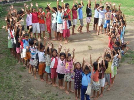 Nicht jedes Kind hat die Chance auf persönliche Entfaltung - Gut, dass es die Kinderoase Lombok gibt