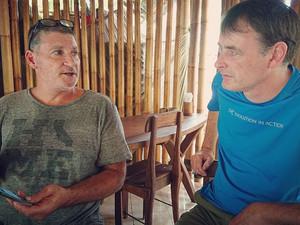 Shibui Garden: Von einem Amerikaner, der weiß, dass er nach Lombok gehört