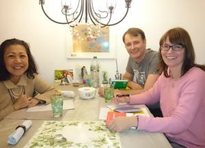 Indonesisch lernen in Hamburg: mit Junita ganz schön unkonventionell