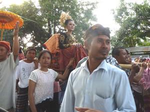 Indonesische Hochzeit auf Lombok: Warum sie für uns so exotisch ist