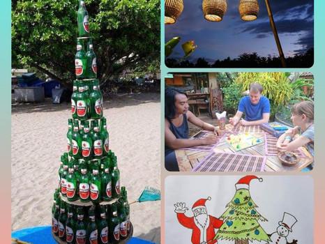 Weihnachten auf Lombok - wie wird dort gefeiert?