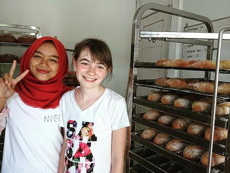 Der Niederländer Nico hat auf Lombok und Bali eine Marktlücke geschlossen