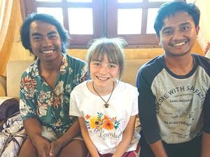 Ein Monat auf Lombok - Schule, Strand und Sehnsucht ... schon jetzt!