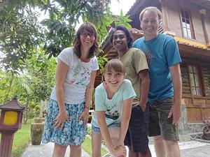 Selamat datang di Lombok – herzlich willkommen auf Lombok!