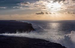 Lava meets the ocean Hawaii Copyright Denesa Chan-7 copy