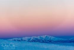 Gammak_Range_Snow_Earths_Shadow_Sunset_South_Island_New_Zealand_©_Denesa_Chan_Photography_3399