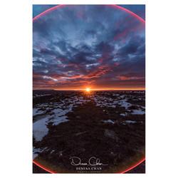 Central_Otago_Old_Woman_Range_Sunset_South_Island_New_Zealand_©_Denesa_Chan_Photography_5335