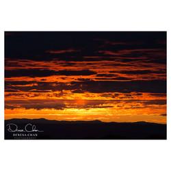Central_Otago_Old_Woman_Range_Sunset_South_Island_New_Zealand_©_Denesa_Chan_Photography_5512