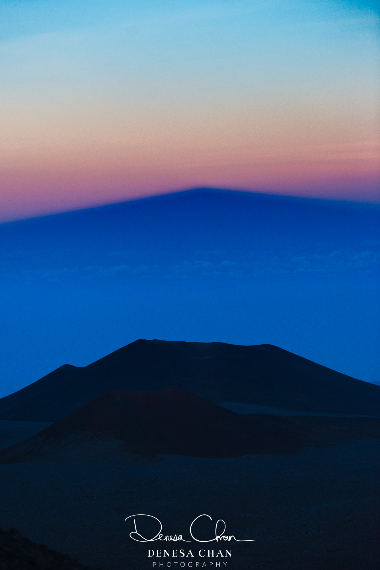 Mauna_Kea_Sunset_Earth_Shadow_©_Denesa_Chan_Photography_-1279