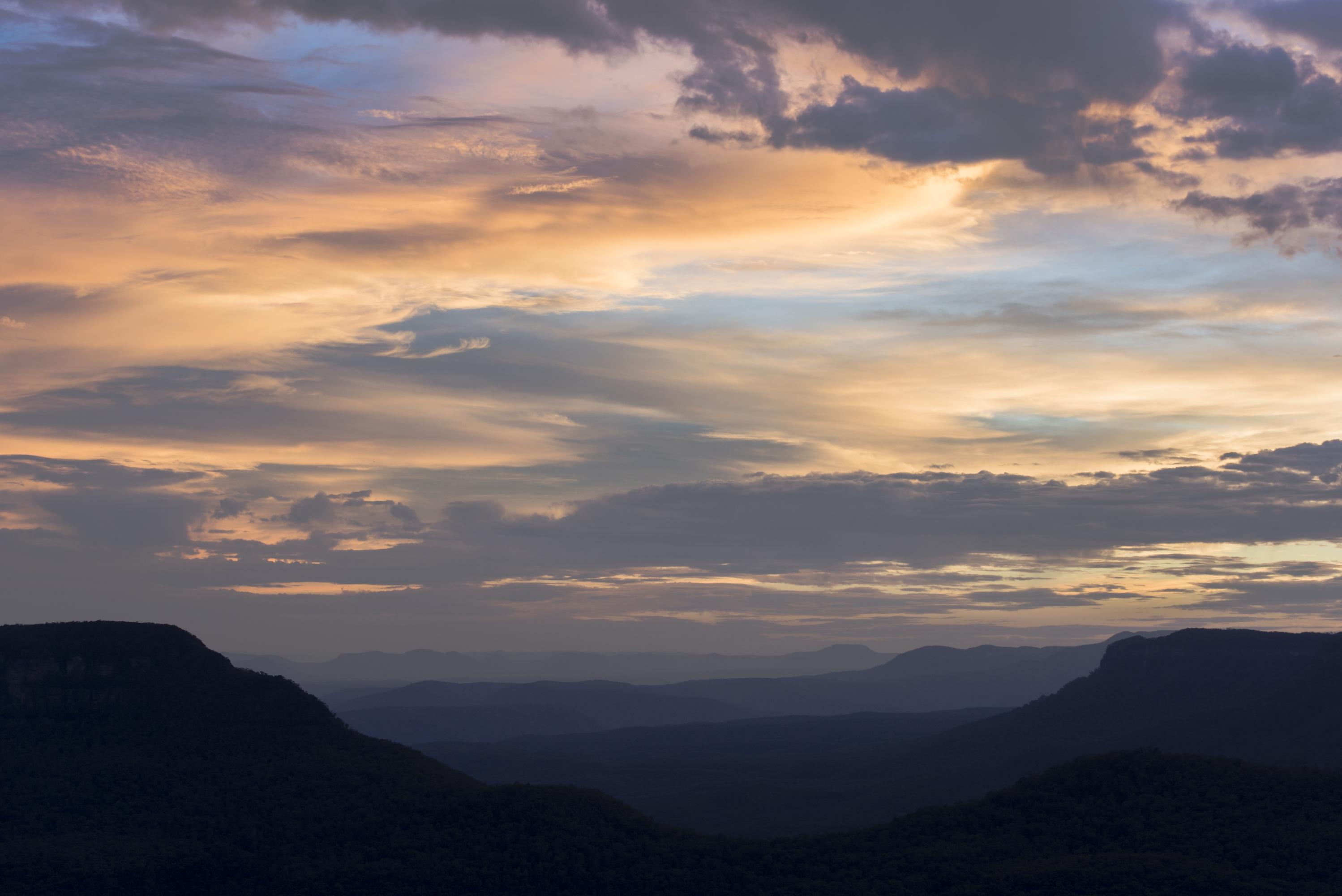 Denesa Chan Photographer Australia Thre Sisters Sunset Amazing-4637 72 dpi