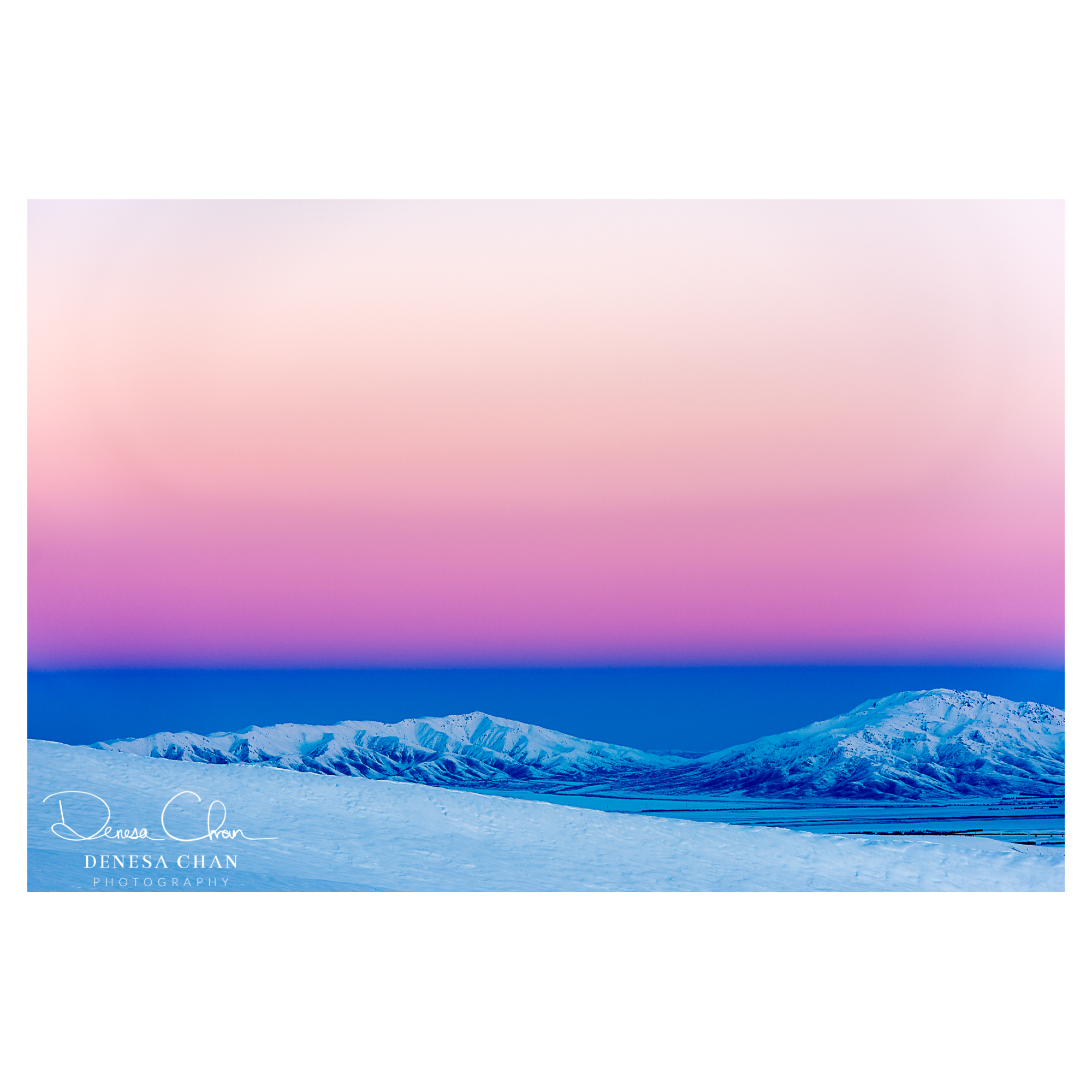 Gammak_Range_Snow_Earths_Shadow_Sunset_South_Island_New_Zealand_©_Denesa_Chan_Photography_3424