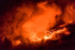 Moo Denesa Chan Photographer Hawaii Volcano Lava Ocean Entry Night -1560 72 dpi