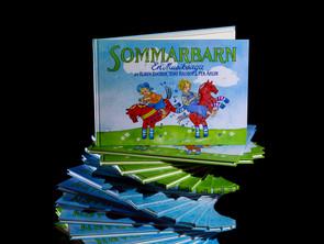 Vår pianist ger ut barnbok!