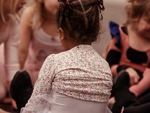Förberedande balett för de allra minsta