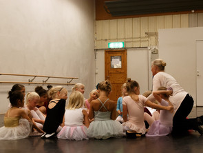 Förberedande balett