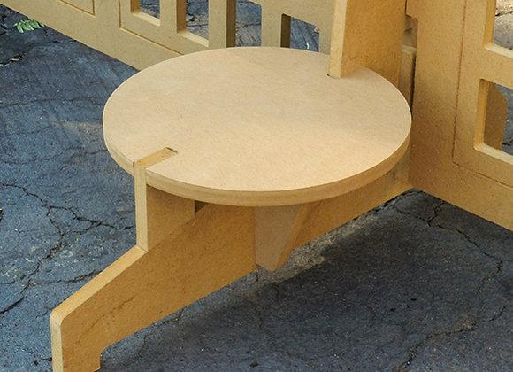 Base Circle Shelf