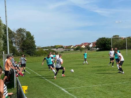 Heimspiel der SG gegen TSV Ettleben endet 0:0
