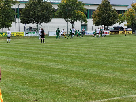 SV-DJK Unterspiesheim – SG Stadtlauringen/Ballingshausen 0:1 (0:0) – glücklicher, aber verdienter Si