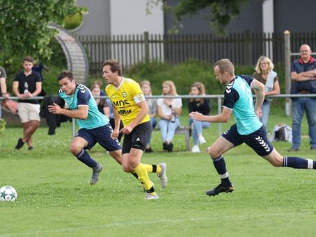 Sieg zur Heimspielpremiere in der Bezirksliga