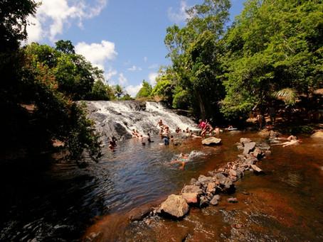 Conheça os encantos da Cachoeira do Sossego em Itacaré