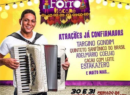 Festival de Forró de Itacaré é destaque no Correio24horas