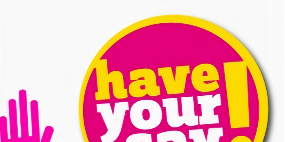 Adult Autism Hub: Have Your Say