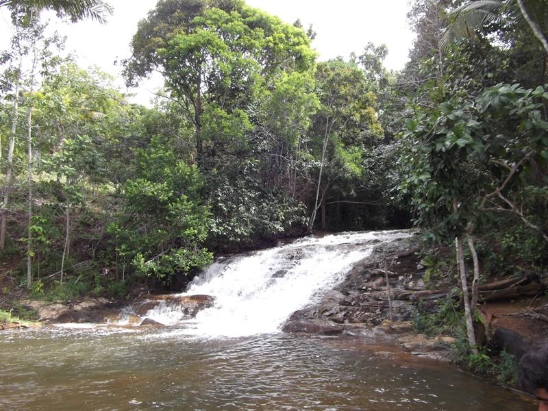 Cachoeira Trilha das Prainhas