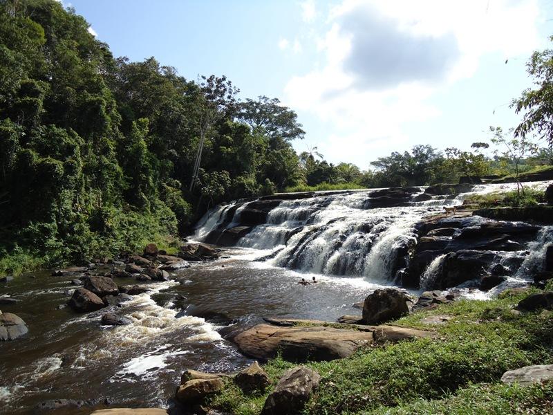 Cachoeira da Usina (Taboquinhas)