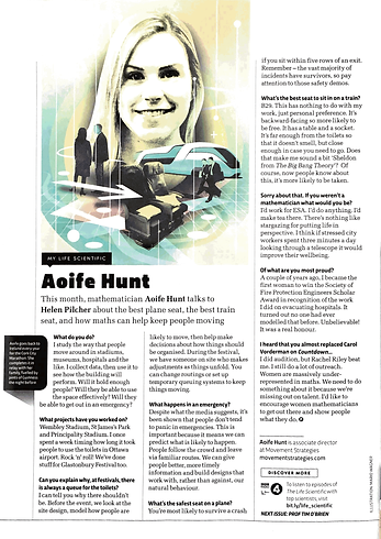 Aoife Hunt Life Scientific - Aoife Hunt.