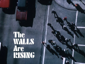 AIA Dallas to screen 'lost' 1967 film about the future of the city, 'The Walls Are Rising'