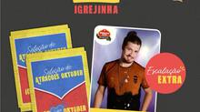 Cris Fagundes é atração confirmada na maior festa comunitária do Brasil! 31º Oktoberfest de Igrejinh