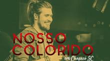 """""""Nosso Colorido"""" acontece em Chapecó SC no dia 01 de setembro."""