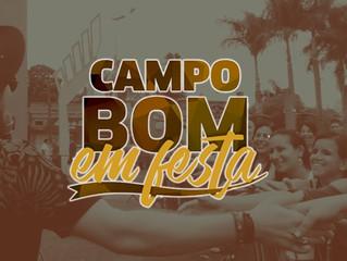 Cris Fagundes fará show no aniversário de Campo Bom!