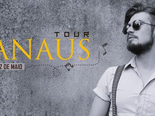 Cris Fagundes fará turnê em Manaus - AM