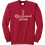 "Thumbnail: ""Brainerd Vibes"" Port & Company® Essential Fleece Crewneck Sweatshirt"