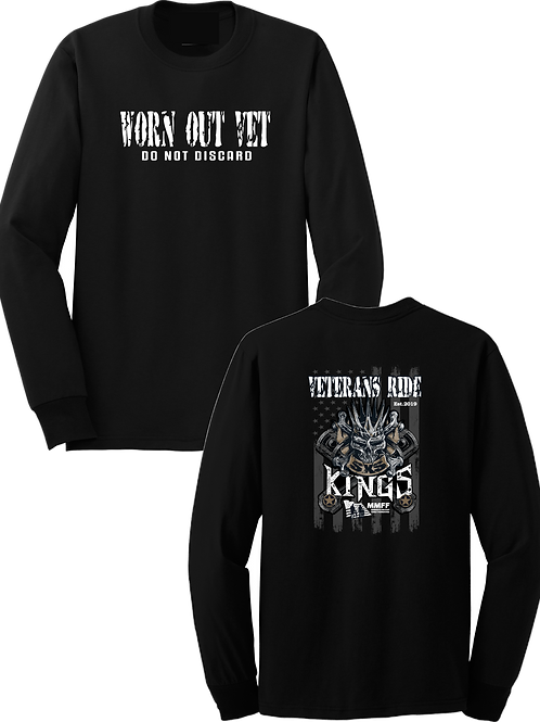 Worn Out Vet Long Sleeve