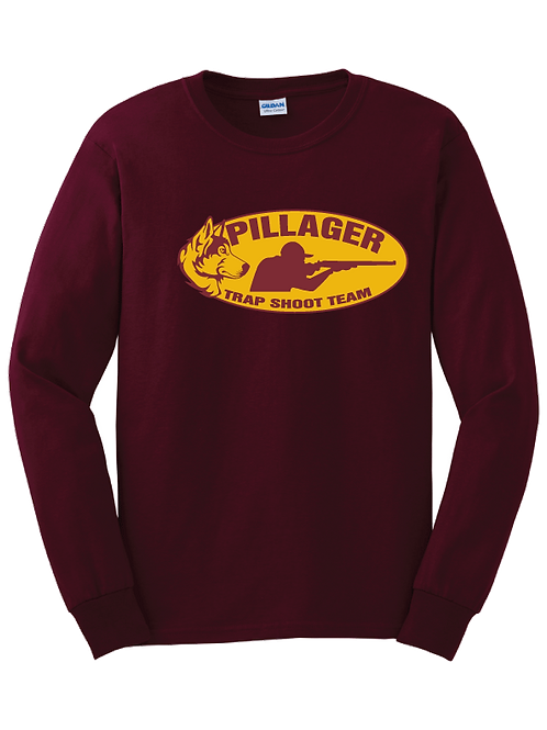 Clay Target Adult Long Sleeve