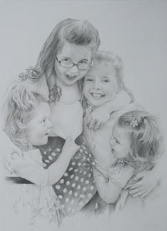 Sisters & Cousins