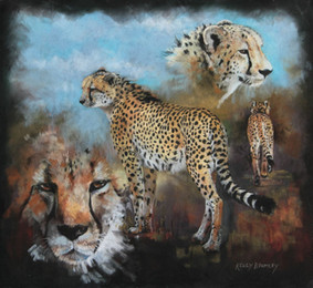 Vanishing Wildlife - Cheetah
