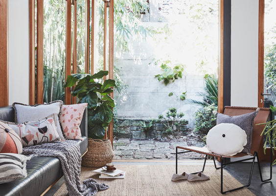 Coopers Shoot home collecton by littlecrow design