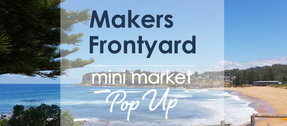 Makers Frontyard Mini Market - Summer Po